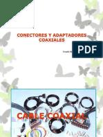 Conectores y Adaptadores Coaxiales