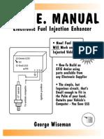 EFIE Manual (preview)