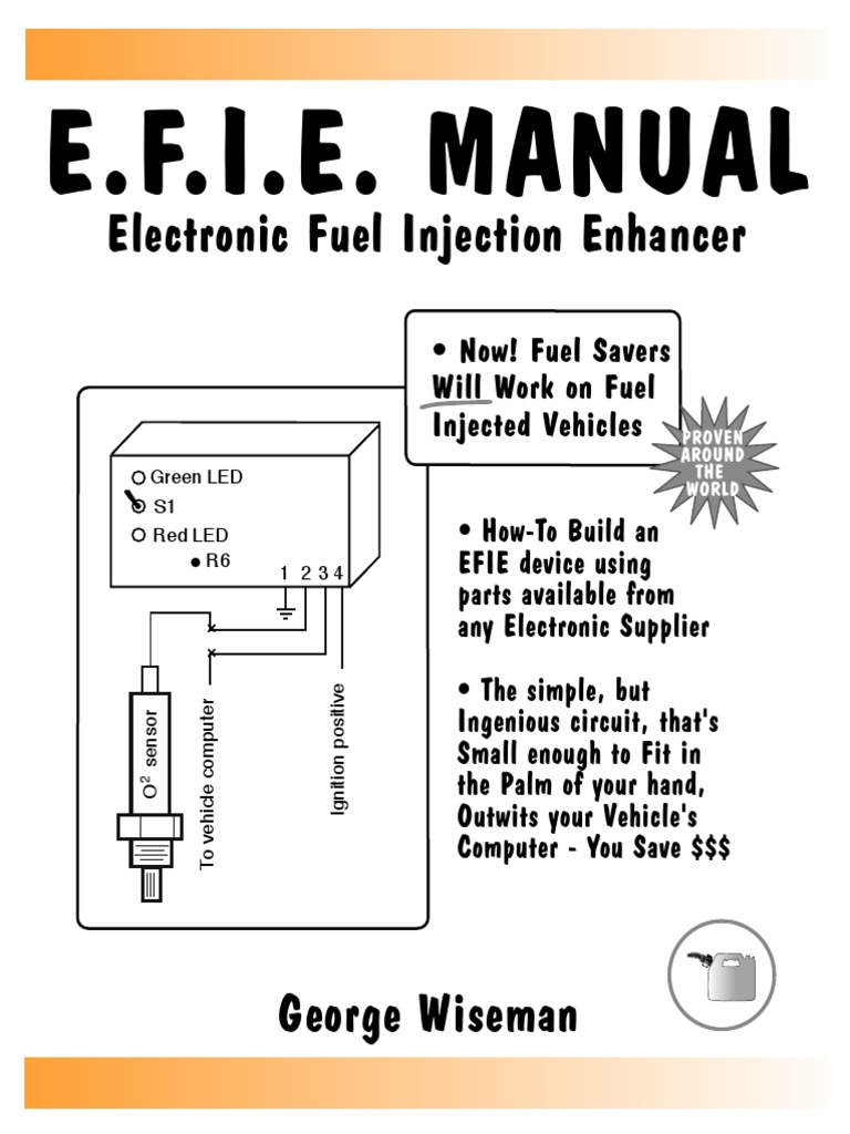 efie manual preview combustion engines rh scribd com efi wiring diagram for 1979 cadillac seville efie wiring diagram
