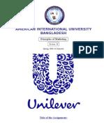 Unilever.doc