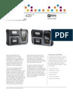 Rw 420 Print Station