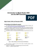 MipsIt Simulator Manual