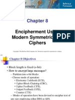 c04 Crypto Symmetric Modes