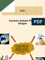 Sitio Colaborativo Wiki