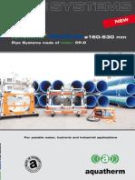 Aqua Therm PPR pipes