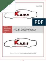 Kars Limited FOB