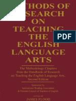 Methods of Research on Language Teaching