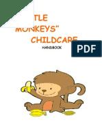 Daycare Handbook