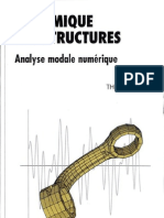 Dynamique Des Structures Analyse Modale