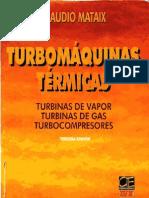 Turbomaquinas Termicas - Claudio Mataix 3ra Edicion