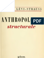 lévi-strauss - 1962 - anthropologie structurale (plon).pdf
