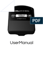 iUSBportCAMERA User Manual