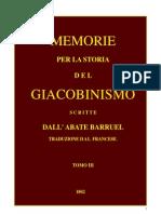 Barruel Memorie Tomo III