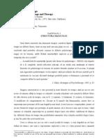 Cotosman L. Structura Magicului