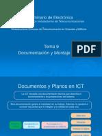 Tema 9 Documentacion y Montaje