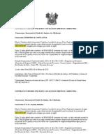 Contratos Carros Pipa Em Diversos Municipios Atingidos Pela Seca