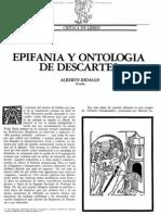Epifania y Ontologia de Descartes