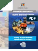 Articulos de Tesis MEE Version 2011