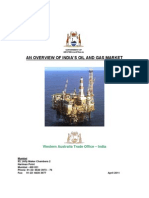 India Oil.gas Report January 2012