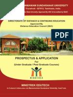 Msu Mindtrek Prospectus