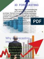 Demand Forecasting Shashank