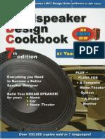 Loudspeaker Design Cookbook - Vance Dickason