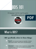 BDS Power Point Presentation