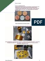 Tutorial Oxidizing Bronze