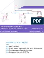 Introduction to Power Systems Transients_20120920