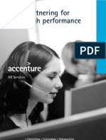 Accenture AHR Overview Final
