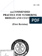 7-1971-Recommended Practice for Numbering Culverts and Bridges