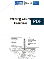 Evening Course Exercise