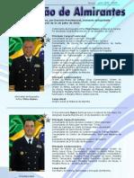 Promoção de Almirantes - Julho de 2010