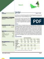 Tata Steel Target 250