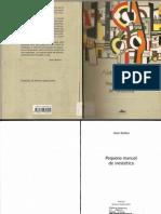 Alain Bodieu Pequeno Manual de Inestetica