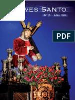 Revista Jueves Santo Virgen Dolores Santisteban 2013