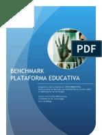 Benchmark Plataforma Educativa v3