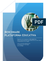 Benchmark Plataforma Educativa v3
