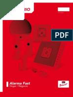 Manual Verisure Fast II Español