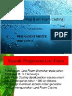 lost foam