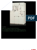 Catalogue SafeRing_SafePlus 36kV 1VDD006114 GB May 2012