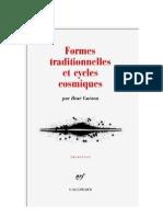 94630015 30529096 Rene Guenon Formes Traditionnelles Et Cycles Cosmiques
