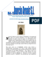 FUNDADOR  DE LAS DOCTRINAS RURALES | ALIANZA DE AMOR