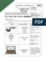 Correction Ds1 Metrologie2012_2013 Finale