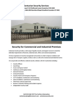C and Ind Premises A4 Sheet NEW