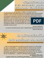 CHACON, Carmen. La enseñanza elemental en Caracas a finales de la colonia