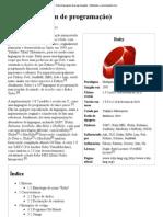 Ruby (linguagem de programação) – Wikipédia, a enciclopédia livre