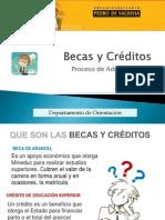 Becas y Creditos 2013