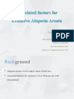 AA  Arectoprasia areata