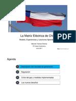 Taller Foro Energia- La Matriz Electrica de Chile- Modelo, Experiencias y Lecciones Aprendidas